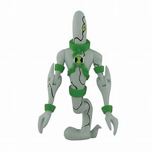 Ben 10 Omniverse Galactic Monster 10cm Figure Ghostfreak ...