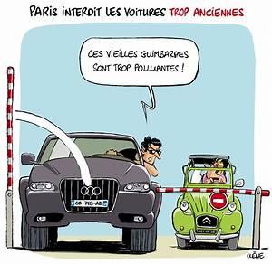 Vignette Voiture Paris : si elle a t fabriqu e avant 1997 elle devra rester au garage partir du 1er juillet ix ne ~ Maxctalentgroup.com Avis de Voitures