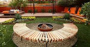 Backyard: Beautiful modern backyard ideas for home