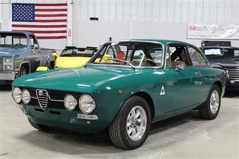 Alfa Romeo 1750 Gtv For Sale by 1971 Alfa Romeo 1750 Gtv For Sale 78629 Mcg