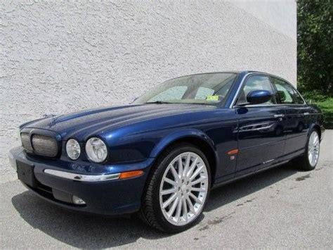 New 4 Door Jaguar by Purchase Used 2005 Jaguar Xjr Base Sedan 4 Door 4 2l In