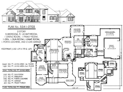 5 bedroom house plans 2 floor plans for small homes floor plans for 5 bedroom