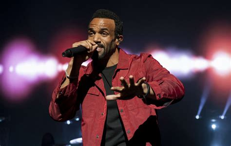 Craig David Releases New Single 'heartline' And Announces