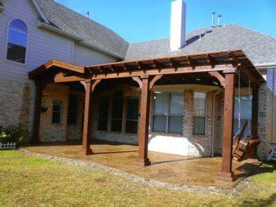 patio cover portfolio plano american outdoor