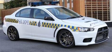 model kereta  digunakan oleh polis