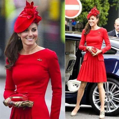 abiti tappeto rosso prima esposizione della principessa kate sul tappeto rosso
