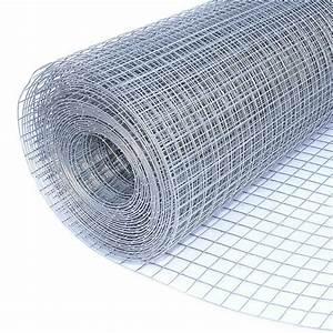China Wholesale 1  2 Inch Galvanized Hardware Cloth  Ghw