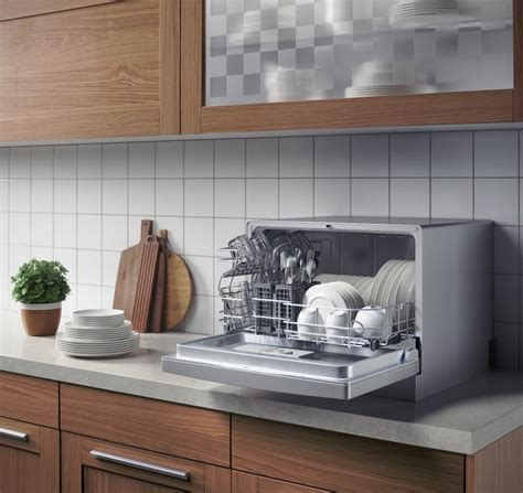 dishwasher with countertop the pros and cons of countertop dishwasher do you need