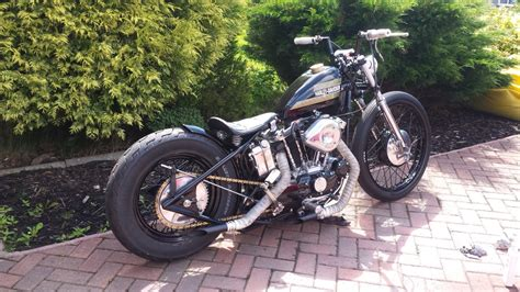 Update On The 1973 Ironhead Sportster