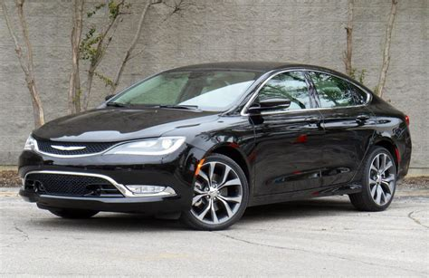 2015 Chrysler 200 C by Test Drive 2015 Chrysler 200c Awd V6 The Daily Drive