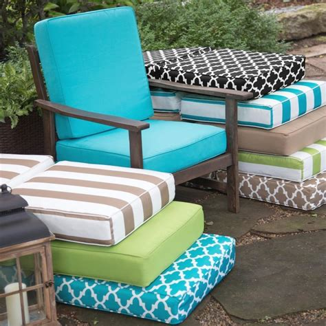 cheap patio cushions get that guide on replacement cushions for patio