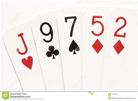 poker  pair royalty  stock photo image