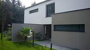peinture facade gris clair veglixcom les dernieres With superb couleur gris clair peinture 5 cuisine gris anthracite 56 idees pour une cuisine chic