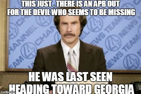 Georgia Meme - looking for a soul to steal imgflip
