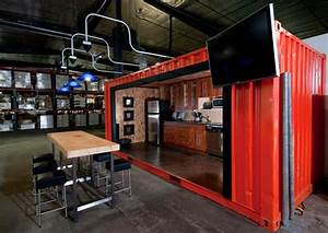 Orange County Shipping Container Office « Inhabitat