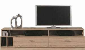 Meuble Tele Bas : meuble de tele bas ~ Teatrodelosmanantiales.com Idées de Décoration