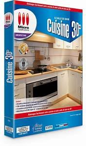 Logiciel 3d Salle De Bain : logiciel cuisine et salle de bains 3d ~ Dailycaller-alerts.com Idées de Décoration