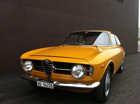 1967 Alfa Romeo 1300 Gt Junior