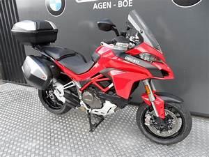 Ducati Multistrada Prix : motos d 39 occasion challenge one agen ducati 1200 multistrada s touring dvt 2015 ~ Medecine-chirurgie-esthetiques.com Avis de Voitures