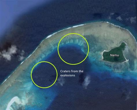 Remembering the 23 time bombed island of Bikini on ...