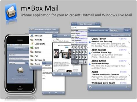 hotmail on iphone hotmail on your iphone