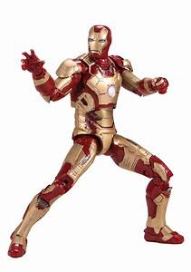 The gallery for --> Iron Man Mark 42 Movie Suit