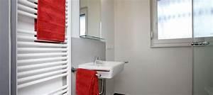 Chauffage Salle De Bain Seche Serviette : choisir un chauffage dans sa salle de bain ~ Edinachiropracticcenter.com Idées de Décoration