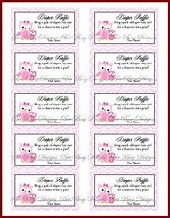 Best 25 ideas about printable diaper raffle ticket template free printable raffle ticket templates pronofoot35fo Images