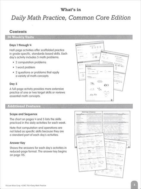 Daily Math Practice 1 (006998) Details  Rainbow Resource Center, Inc