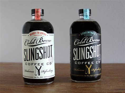 Slingshot Cold Brew Coffee Hits the Streets and Shops of Raleigh   New Raleigh