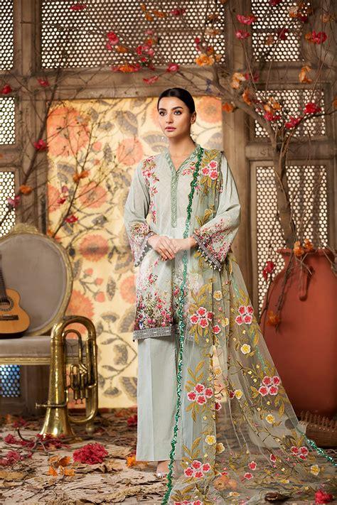 Nishat Linen Latest Eid Luxury Suits Collection 20182019