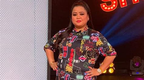 NCB raids TV actress and comedienne Bharti Singh's house ...