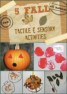 Fall Sensory Art Projects for Visually Impaired Kids ...