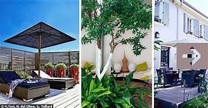 25 idees deco pour ma terrasse cotemaisonfr for Charming decoration pour jardin exterieur 0 decoration salon pour petit appartement