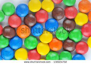 Chocolate Candy Colors