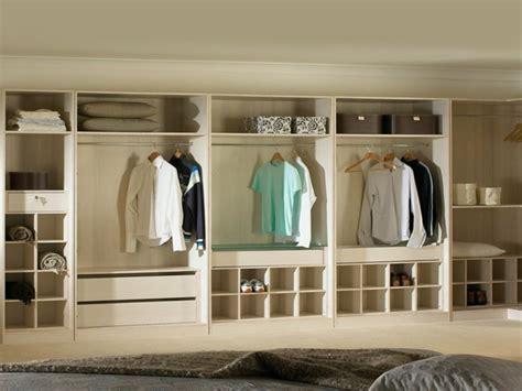 kleiderschrank offen selber bauen kleideraufbewahrung selber bauen ideen