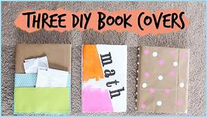 Three DIY Book Covers for Back to School | #DIYwithPXB ...