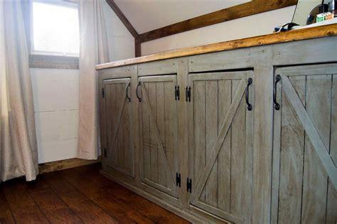 how to fix cabinets kitchen barn doors 12 sliding barn door ideas homebnc 18