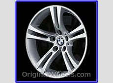 OEM 2004 BMW 645i Rims Used Factory Wheels from