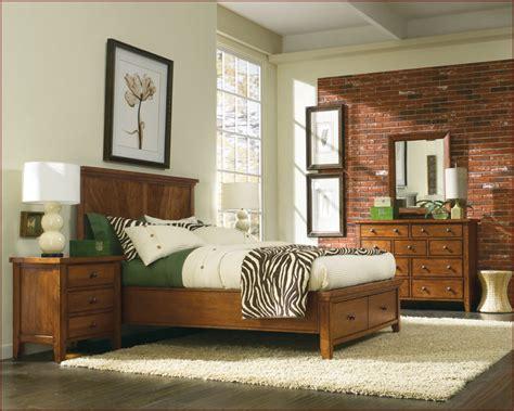Aspen Furniture Panel Bedroom Cross Country Asimr-412set