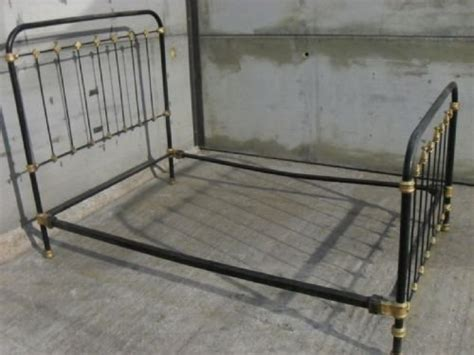 27529 bed rails for cast iron frame three quarter bed with side