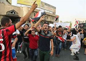 Anti-government protests erupt in Baghdad | CTV News
