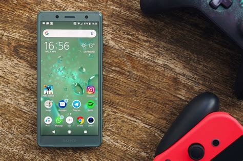 sony xperia xz2 compact review a smaller flagship without