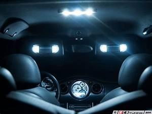 ECS News - MINI R50 R53 Ziza Interior LED Light Kits