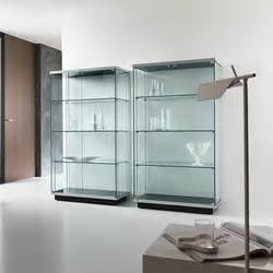 glass kitchen cabinets usm haller glass showcase display cabinets from usm 1230