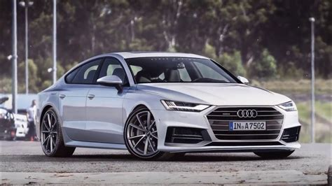 2018 Audi A7 Specs And Information  United Cars  United Cars