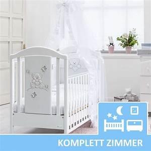 Günstiges Babyzimmer Komplett Set : babyzimmer komplett mit textilien neu sophia mit babybett kinderzimmer komplett ~ Bigdaddyawards.com Haus und Dekorationen