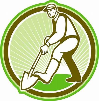 Services Landscape Maintenance Landscaper Gardener Digging Finish
