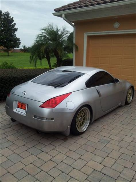 sell used 2006 nissan 350z base coupe 2 door 3 5l in
