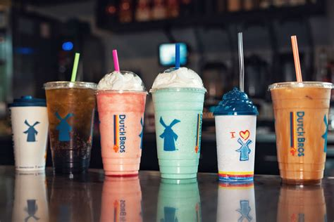 They have established a loyal fan base with their friendly approach to customer service, their speed of service. The Best Secret Menu Drinks at Dutch Bros, the In-N-Out of Coffee   Dutch bros secret menu ...